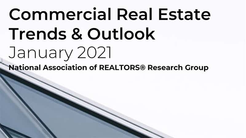 2020 Q4 Commercial Real Estate Trends And Outlook Survey 01 21 2021 1, Scheidt Commercial Realty